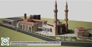 Nuevo Centro Islámico en Asunción.-Médicos del Chaco-.