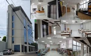 Edificio Costanera. ILES/Clínica Odontológica Artigas.