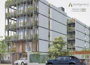Edificio Residencial Aborígenes II. Bº Jara/Asunción.